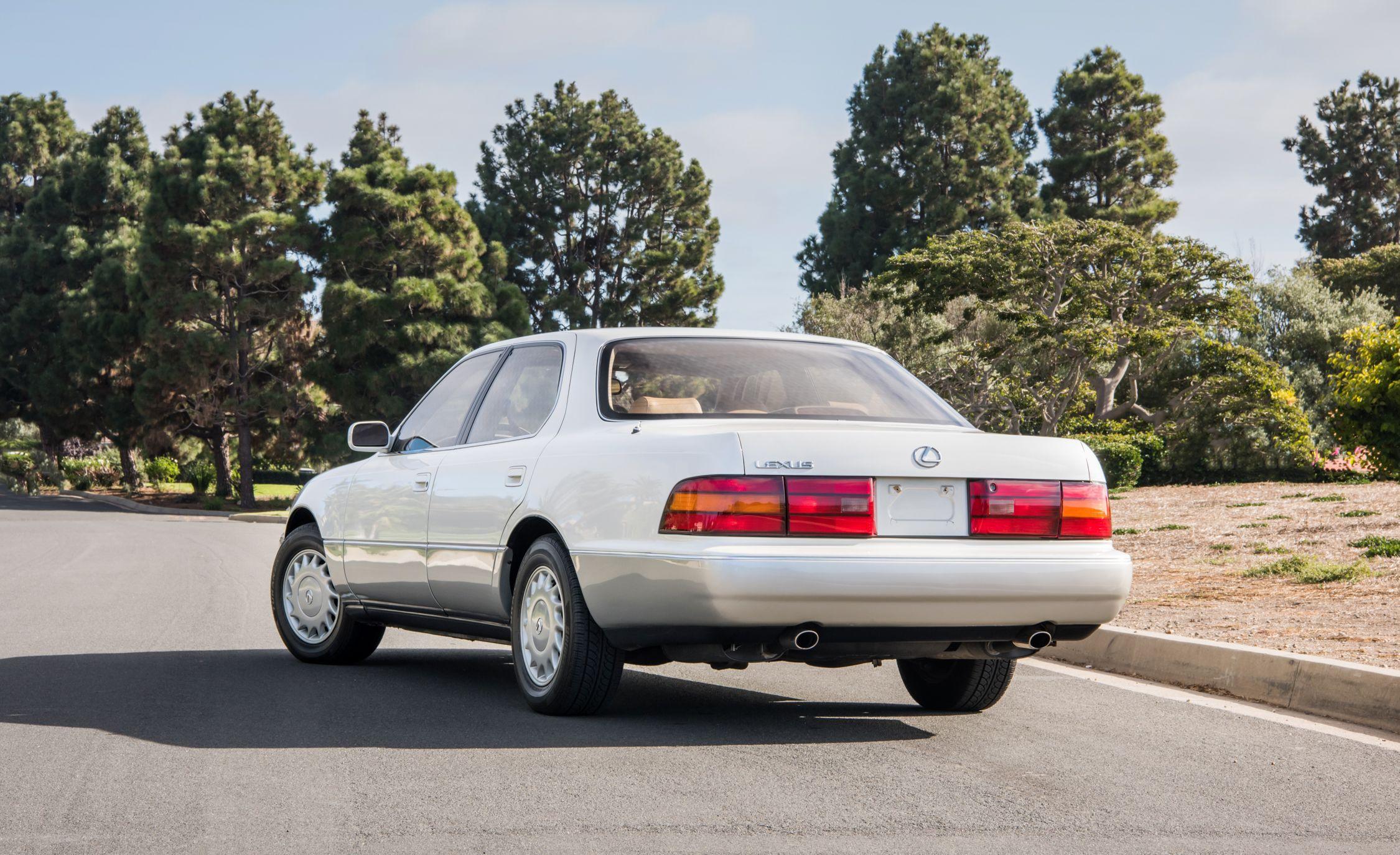 1990 Lexus LS400 Gallery