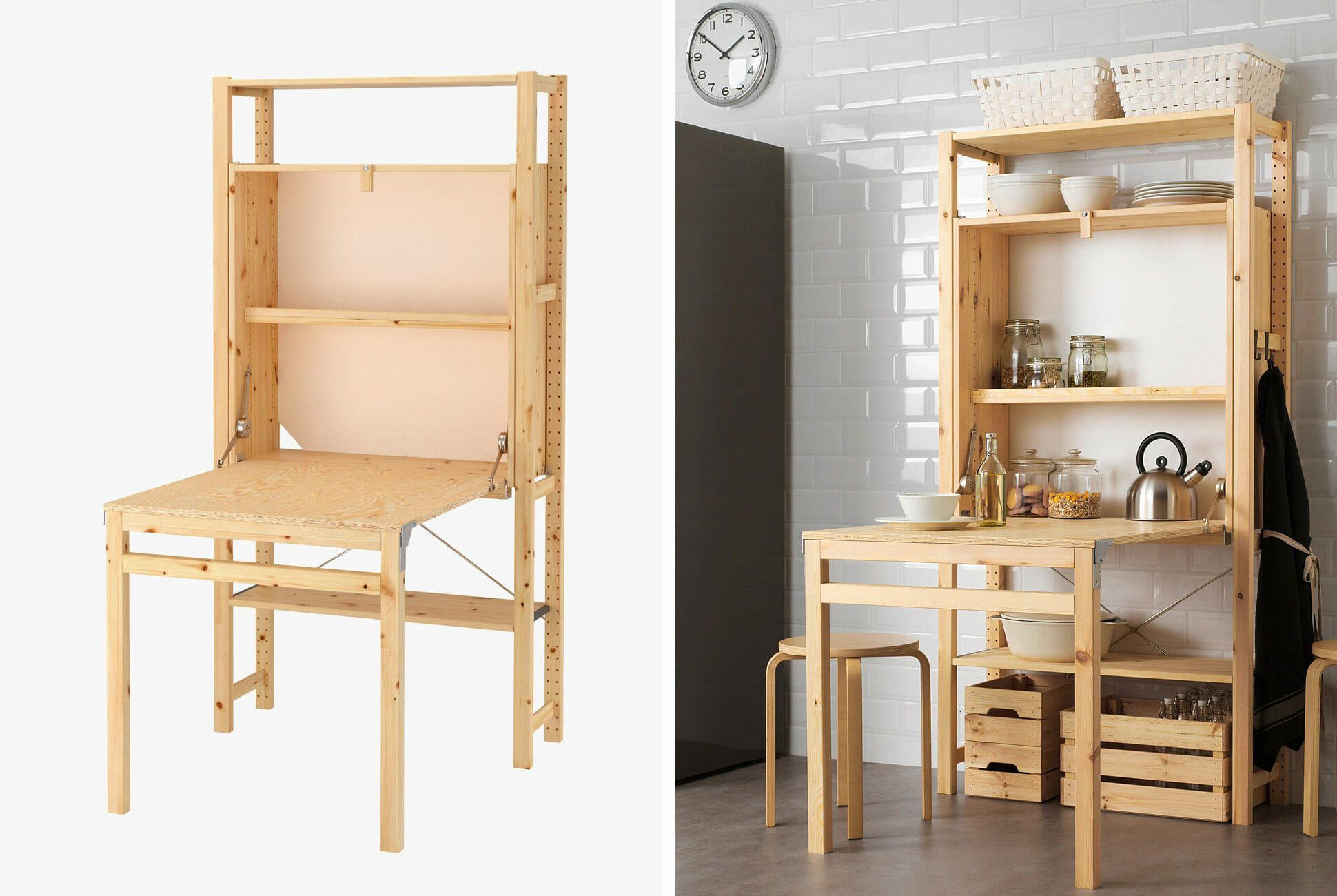 Ikea S Newest Innovation Was Made For Small Kitchens