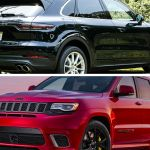 Porsche Vs Jeep The 100 000 Performance Suv Showdown