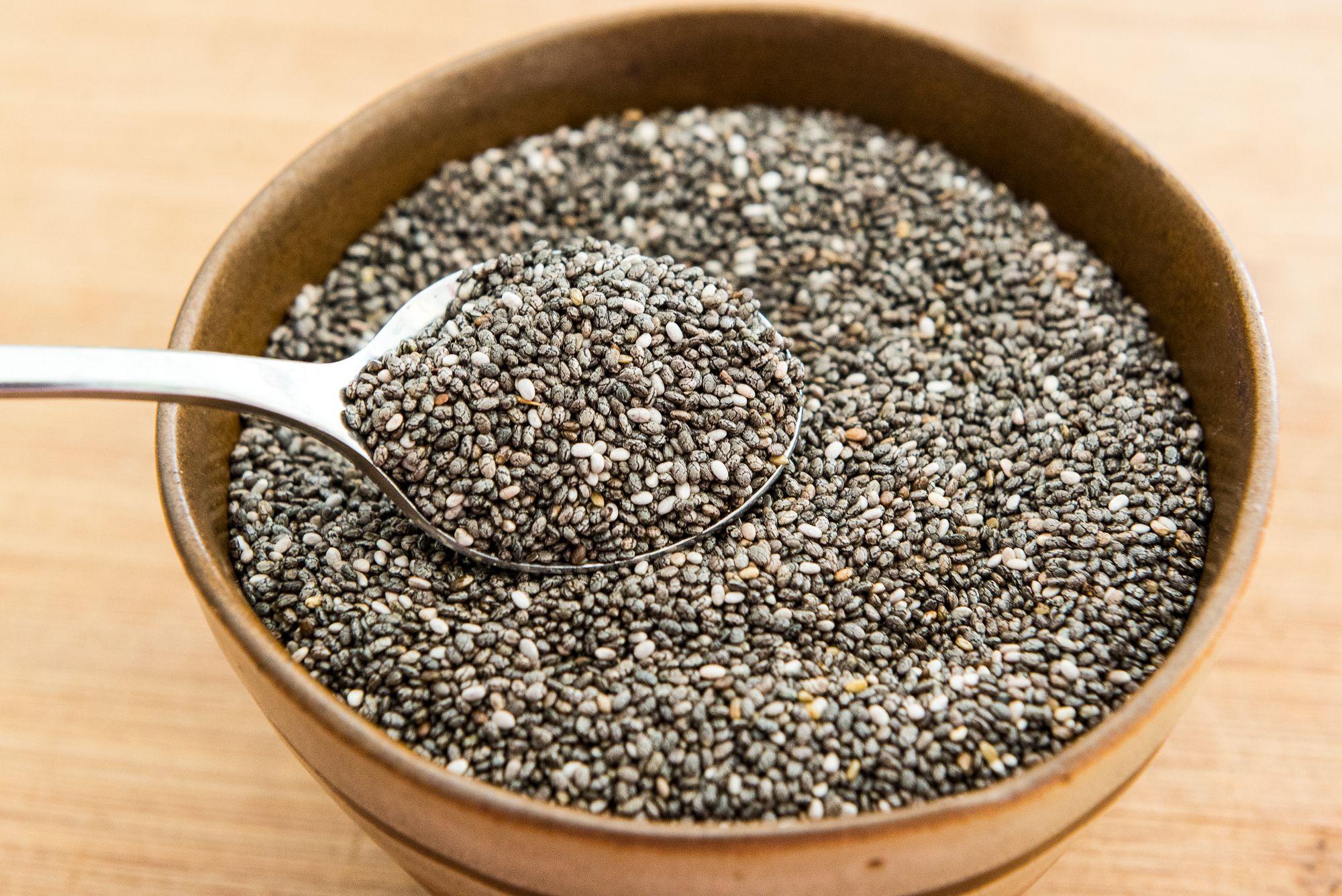 Chia Seeds 101