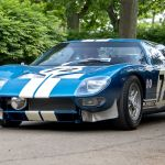 1964 Ford Gt40 Prototype History How Carroll Shelby And Ford Put The Le Mans Program Back On Track