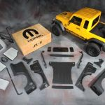 Mopar Offers Pickup Conversion For The Jeep Wrangler Unlimited