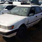 Junkyard Treasure 1991 Toyota Corolla All Trac Wagon