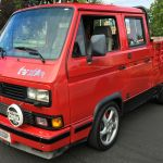 Volkswagen Doka Tristar Is An Engine Swap Dream If You Can Find One