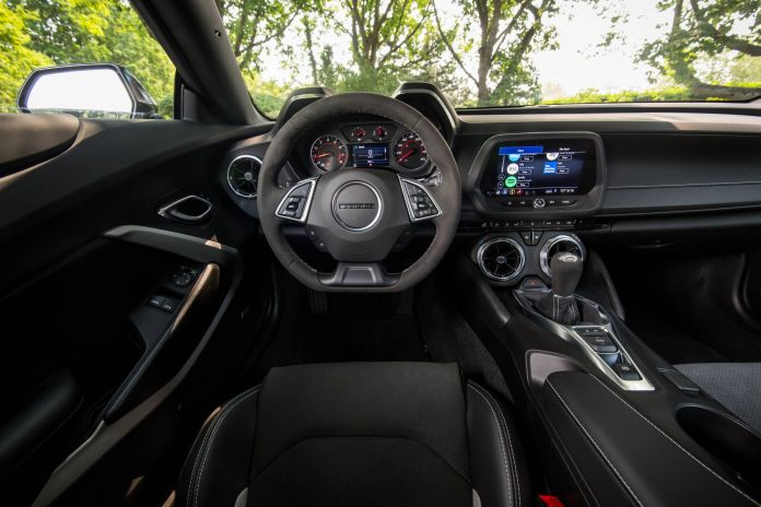 2019 Chevrolet Camaro Turbo 1le First Drive Budget Track Toy