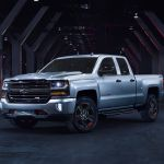 2017 Chevrolet Silverado Redline Edition Quick Take Huge And In Your Face