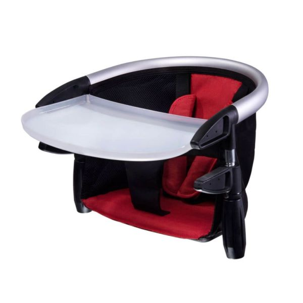 8 Best Hook On High Chairs of 2018   Portable Hook On Baby High Chairs phil   teds lobster portable clip on high chair red