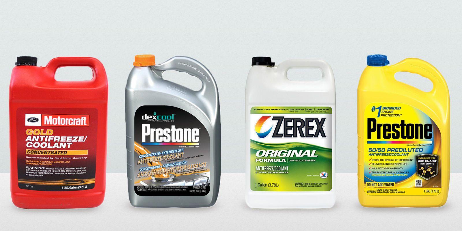 Antifreeze Compatibility