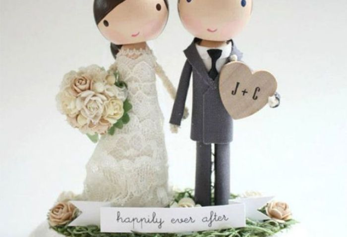 10 Best Wedding Cake Toppers For 2018 Romantic Wedding Toppers