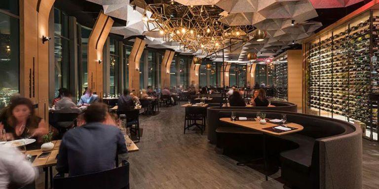 Top 10 Restaurants Downtown La
