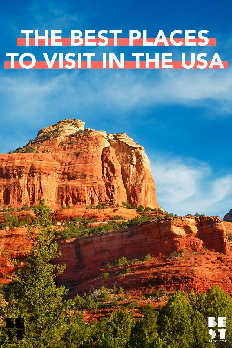 50 Best Places to Visit in the USA in 2018   Most Beautiful Places     USA travel destinations