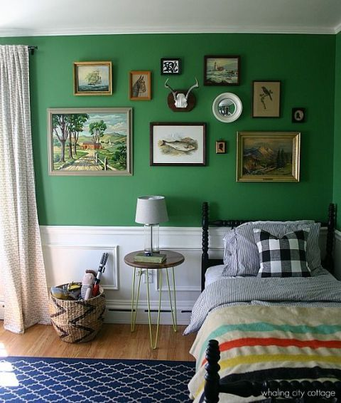 5 Design Takeaways From The Charming Makeover Of A Childs Bedroom Whaling City Cottage Boys
