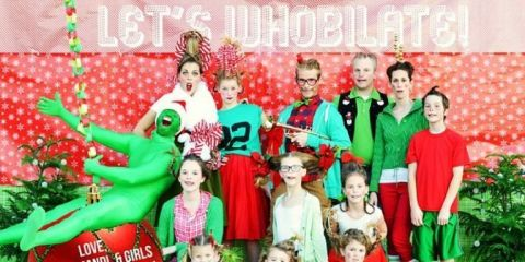 15 funny christmas card ideas family photos