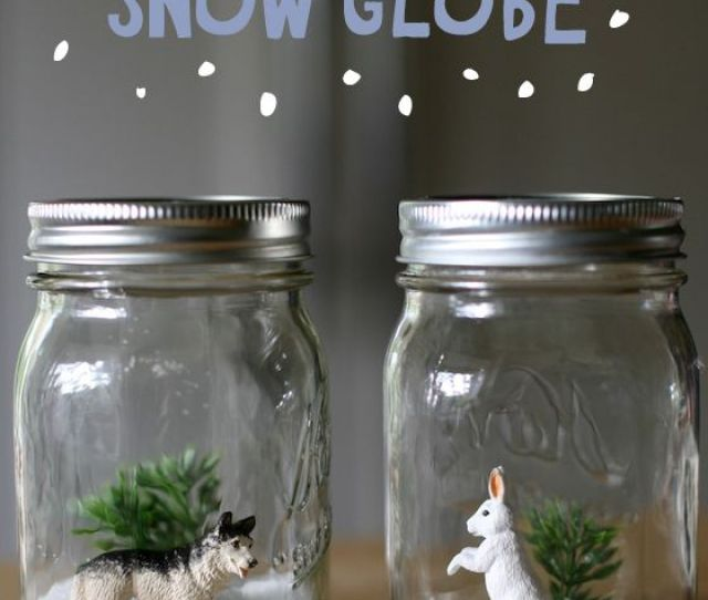 Image Courtesy Of Classic Play Arctic Animals Snow Globe