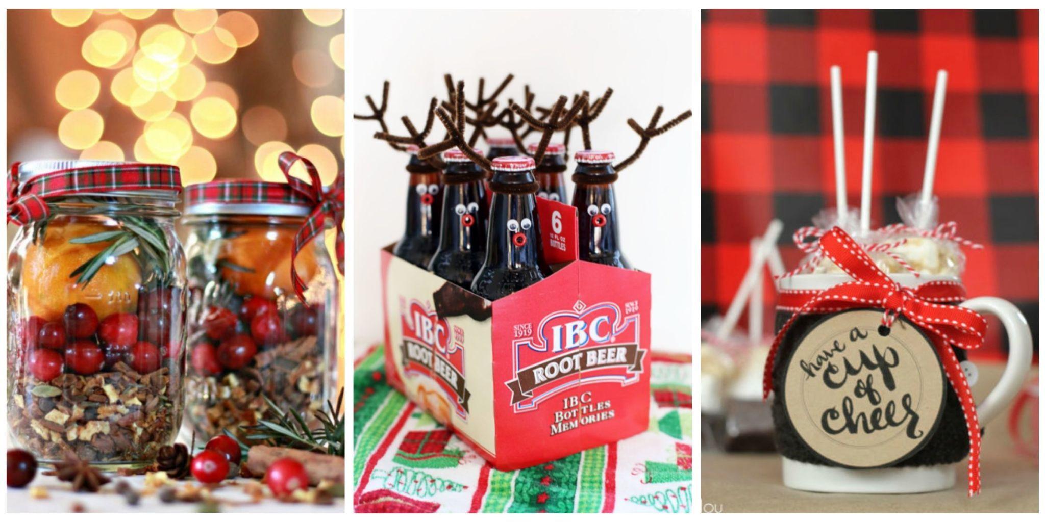 Neighbor christmas gift ideas inexpensive homemade