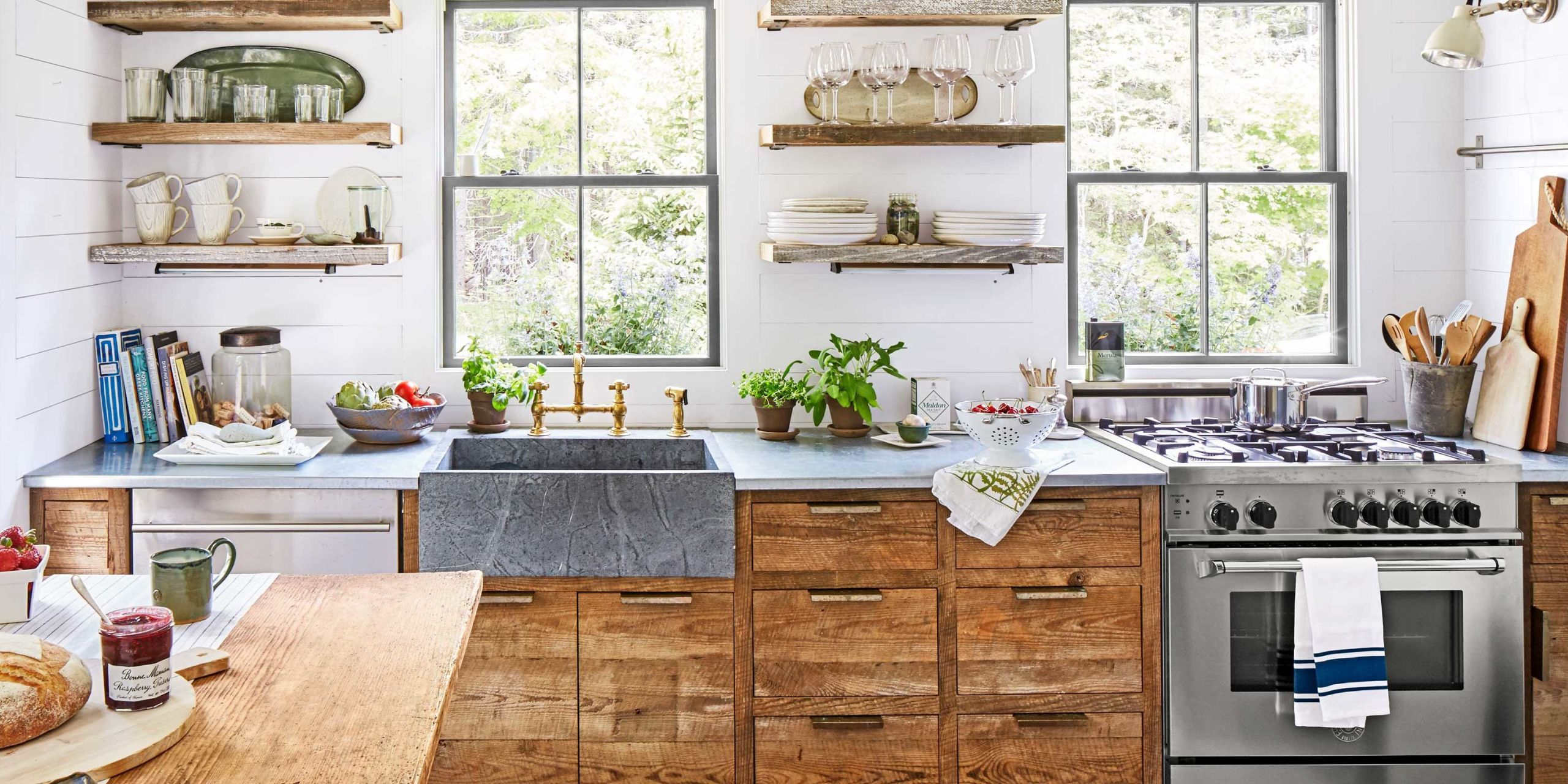 100  Kitchen Design Ideas   Pictures of Country Kitchen Decorating     From bold design choices to affordable appliances  our kitchen decorating  ideas and inspiration pictures will help make this everyone s favorite room  in the