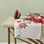 15 Best Christmas Tablecloths And Linens Vintage Christmas Linens