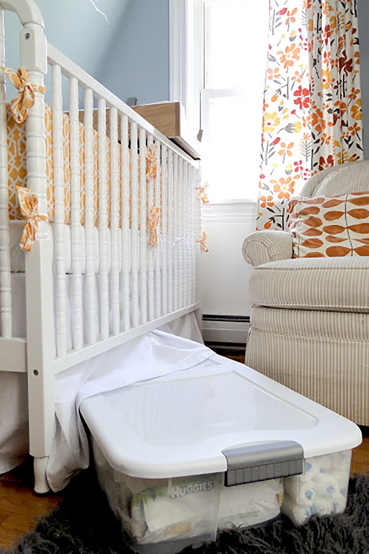 20 Best Baby Room Ideas Nursery Design Organization And Storage Tips