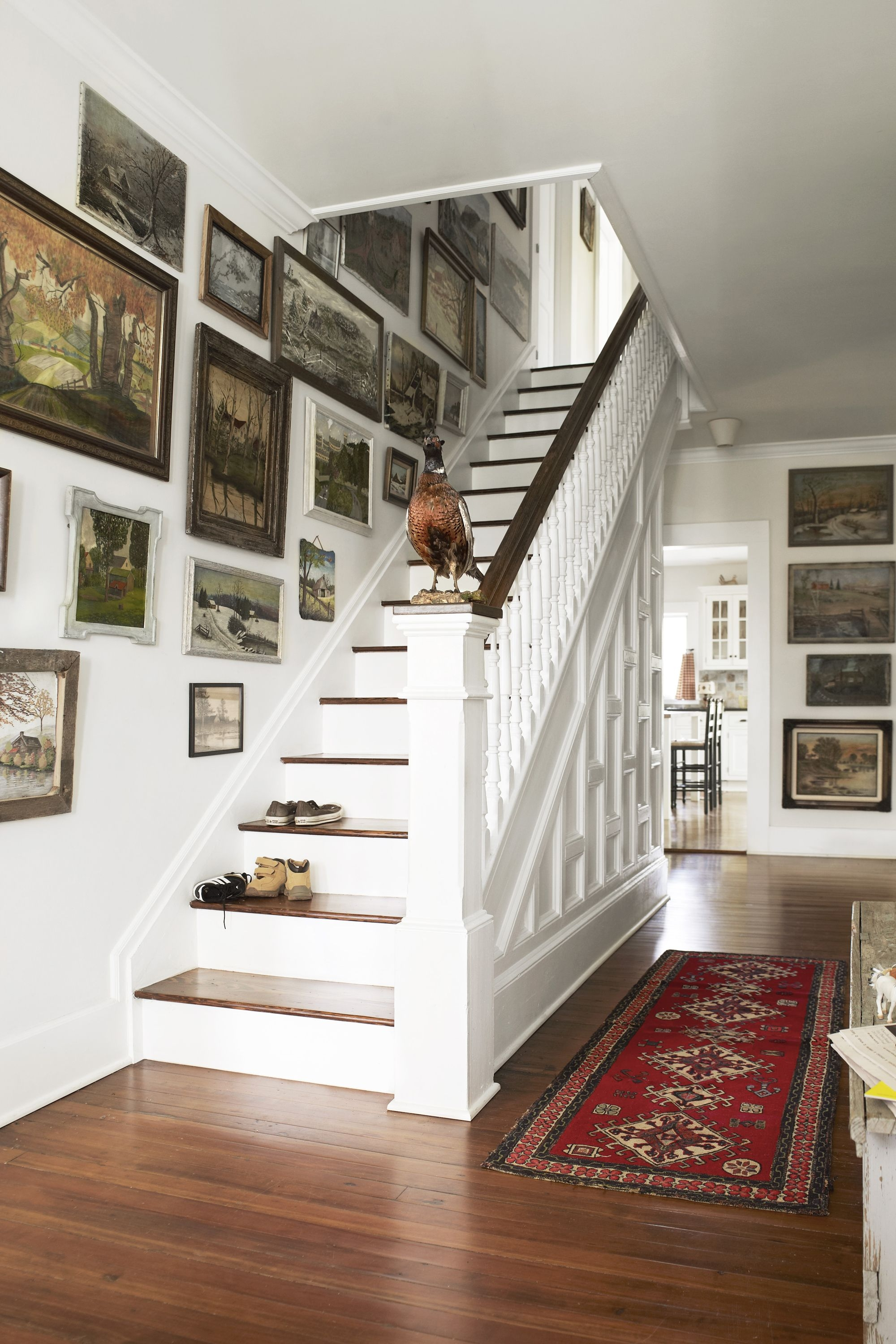 55 Best Staircase Ideas Top Ways To Decorate A Stairway | Steps Design In Hall | Duplex House | Style Indian | Concept | Beautiful | Front Main Entrance