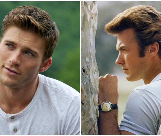 Clint Eastwoods Son Looks Like Him Scott Eastwood Lookalike