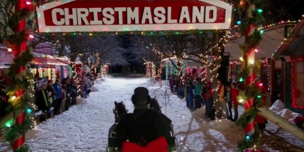 6 Hallmark Christmas Movies Filmed In Small Towns