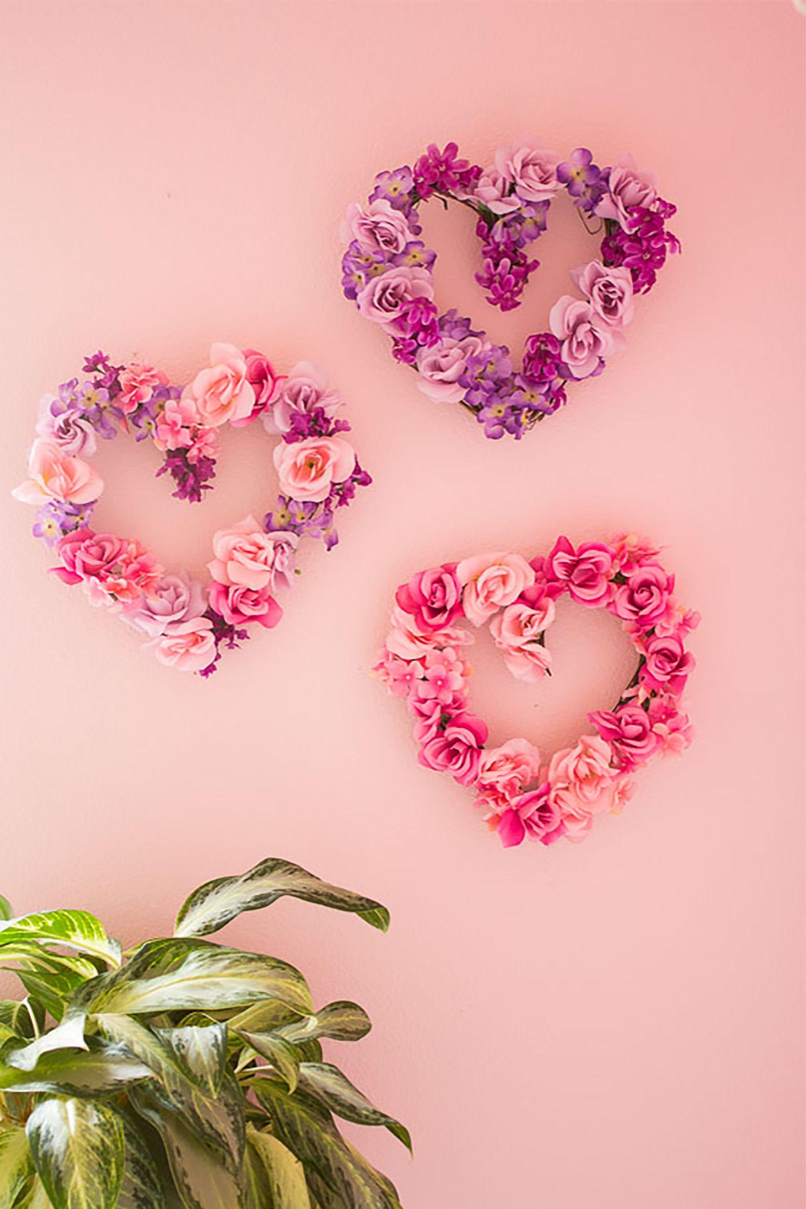 59 Fun Valentines Day Crafts DIY Valentine Gift Ideas