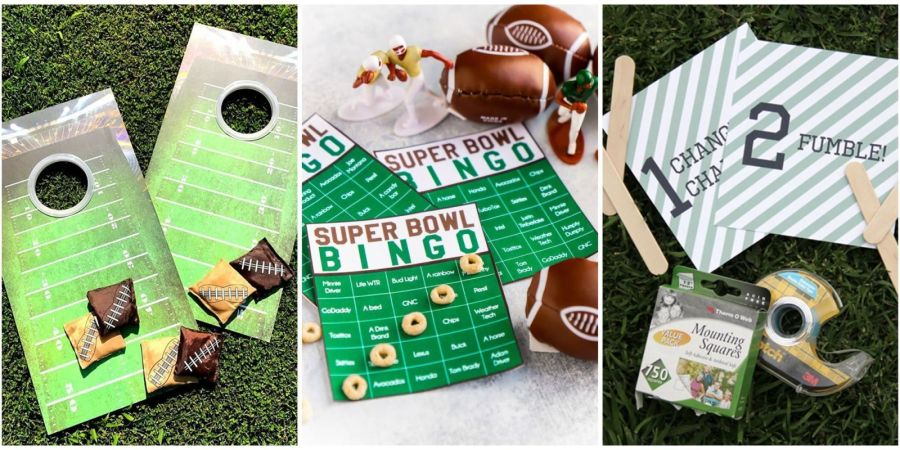 12 Best Super Bowl Party Games   Fun Ideas for Football Party Games super bowl party games