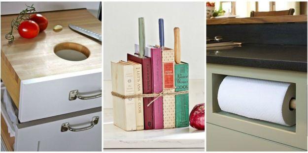 kitchen storage solutions - ideas for kitchen storage