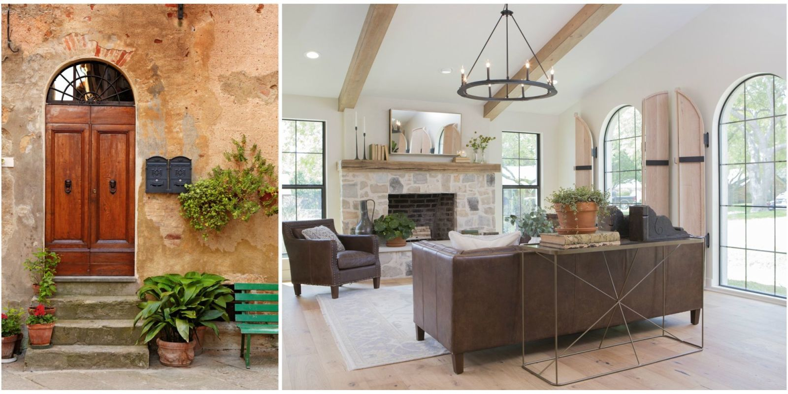 Modern Mediterranean Home Decor Trend Joanna Gaines Popularizes Moditerranean Style On Fixer Upper