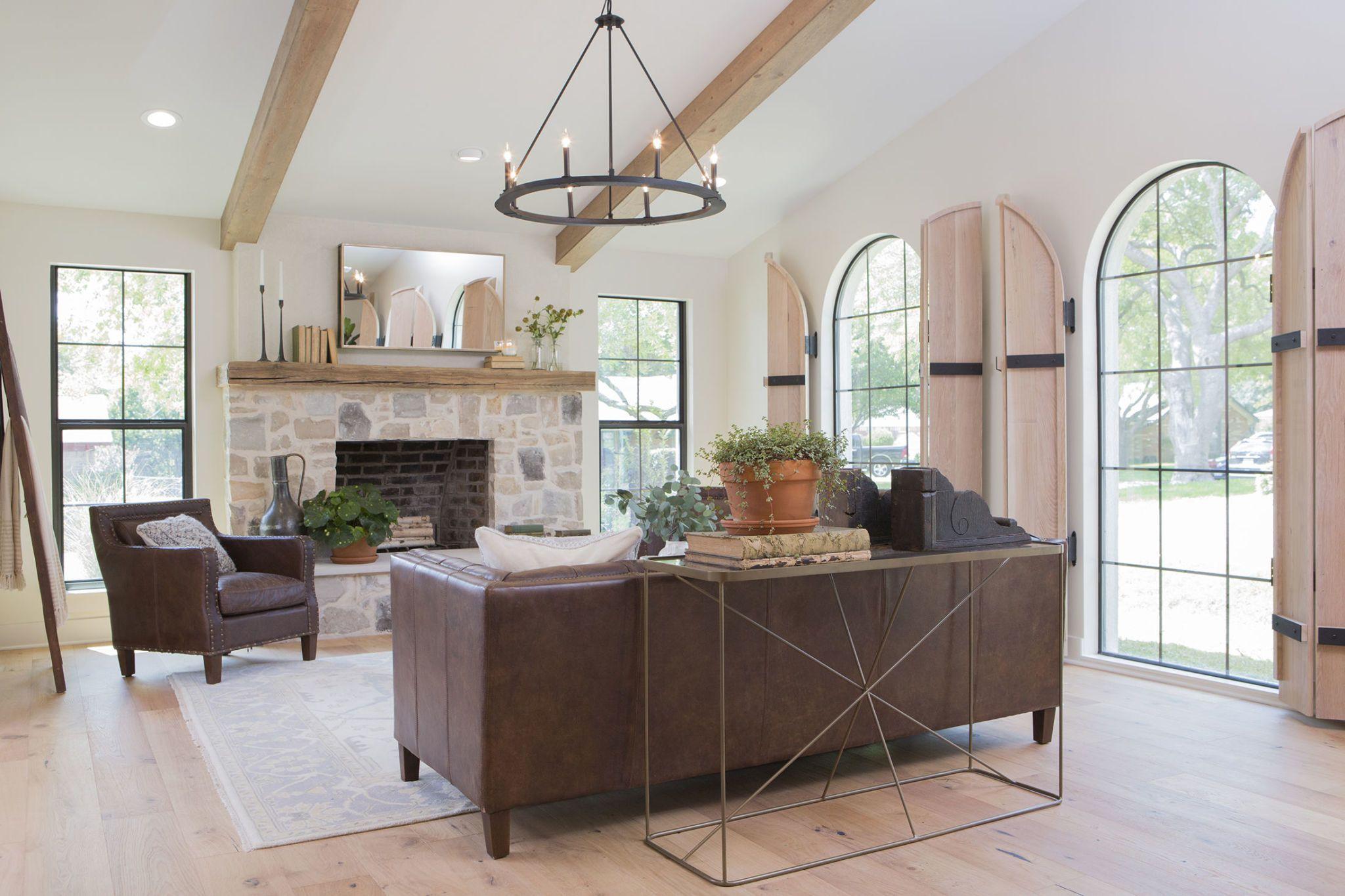 Modern Mediterranean Home Decor Trend Joanna Gaines
