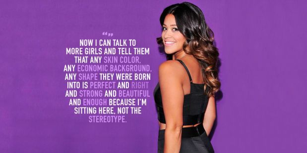 Image result for gina rodriguez education