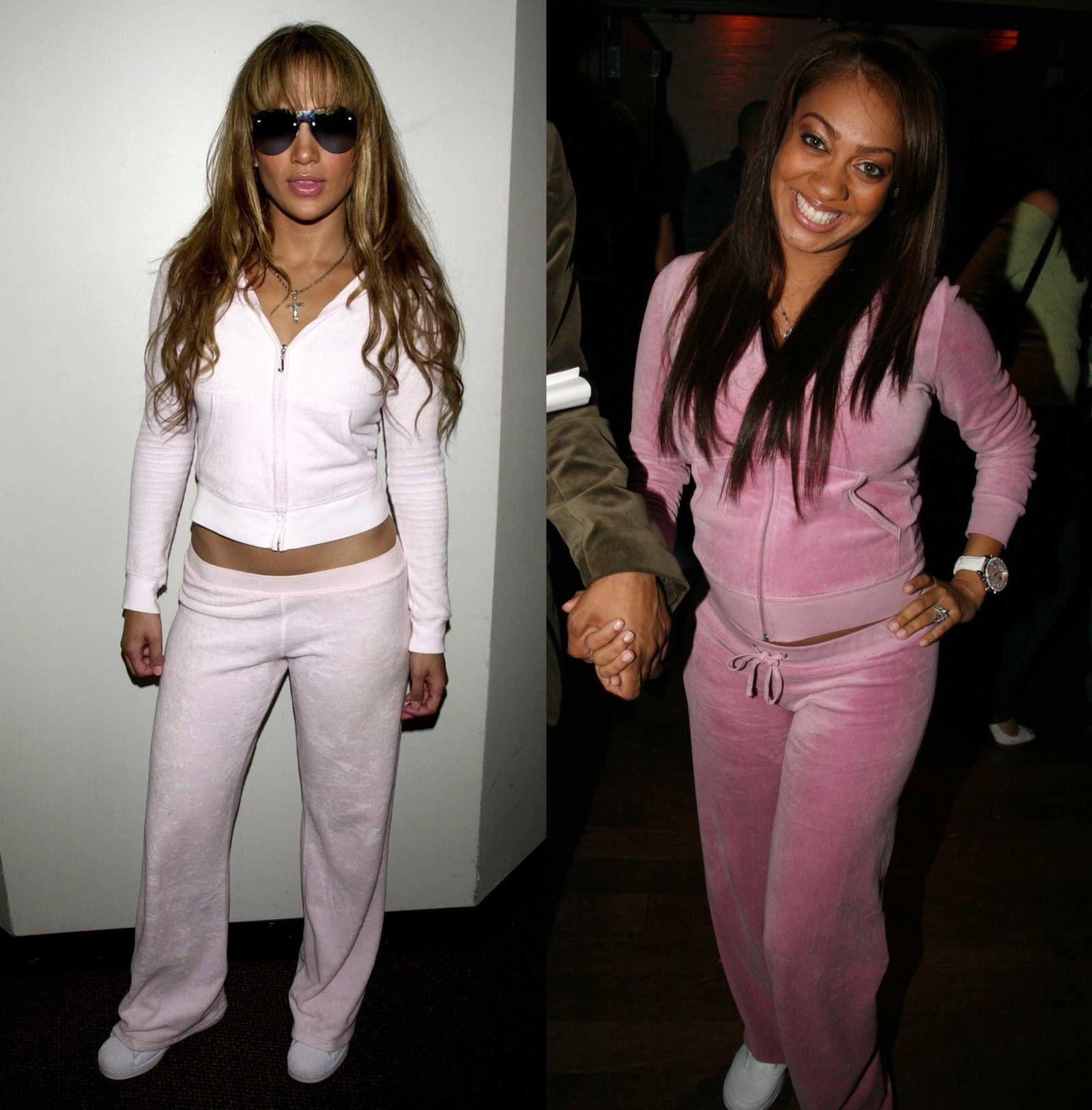 ATTN: Juicy Couture Tracksuits Are Making a Comeback