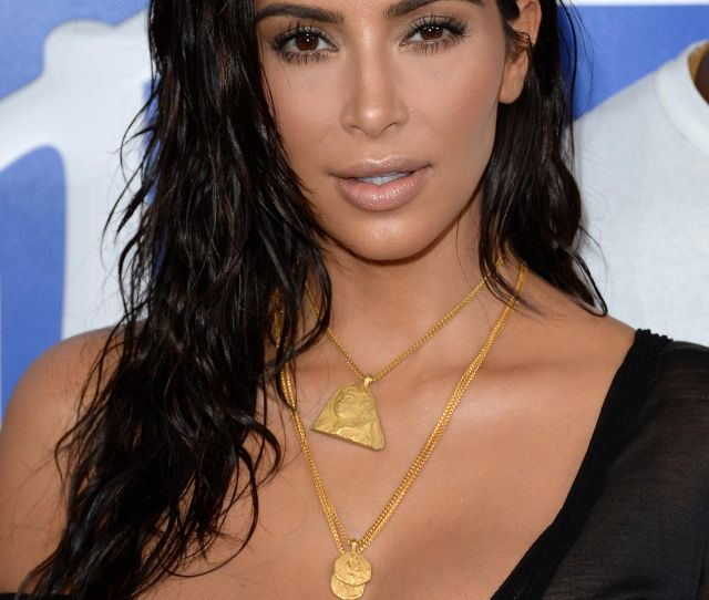 Kim Kardashians Sexiest Makeup Looks That Will Make You Thirsty Af