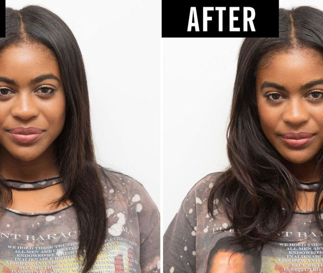How To Make Your Hair Look Thicker Tips For Giving Your Hair More Volume