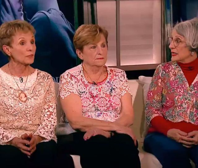 Three Grannies Review The Fifty Shades Of Grey Movie