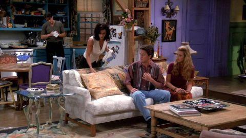 Visit Monica S Apartment Friends Tv Show