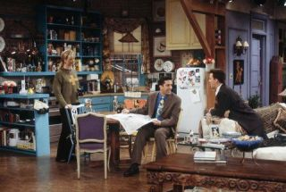 Did You Notice That The View From Monica S Apartment Window Kept Changing
