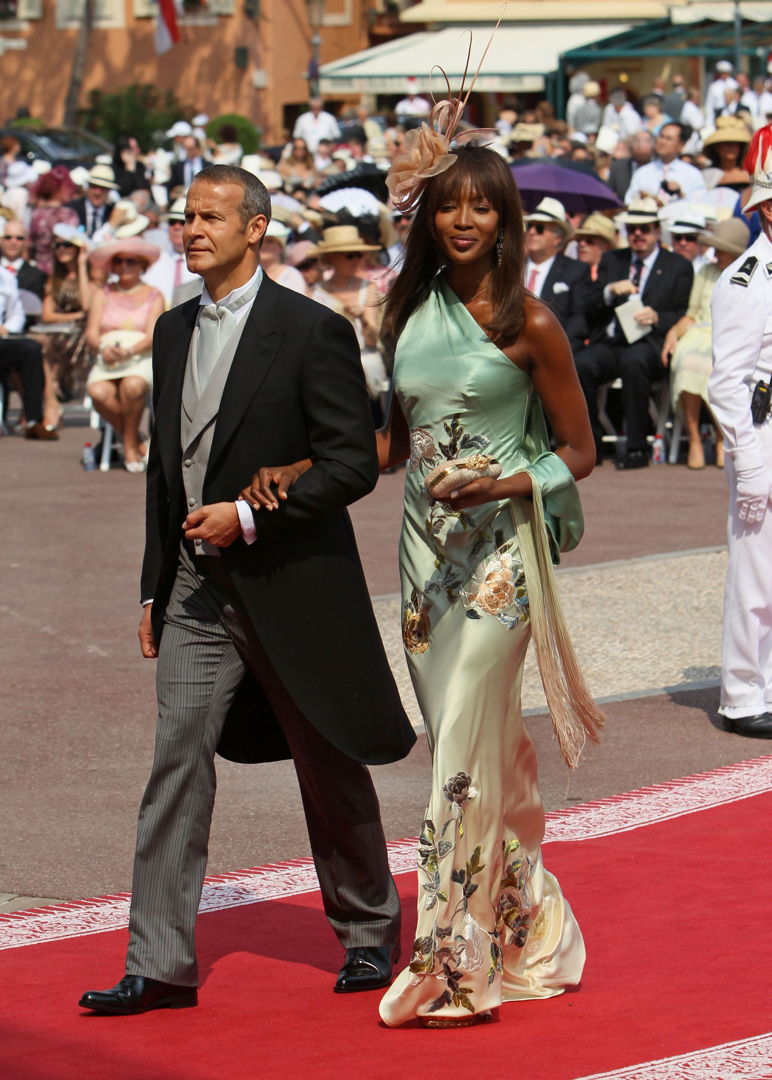 What Celebrities Wear As Wedding Guests