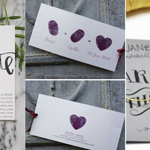 22 Adorable And Easy Diy Wedding Invitations