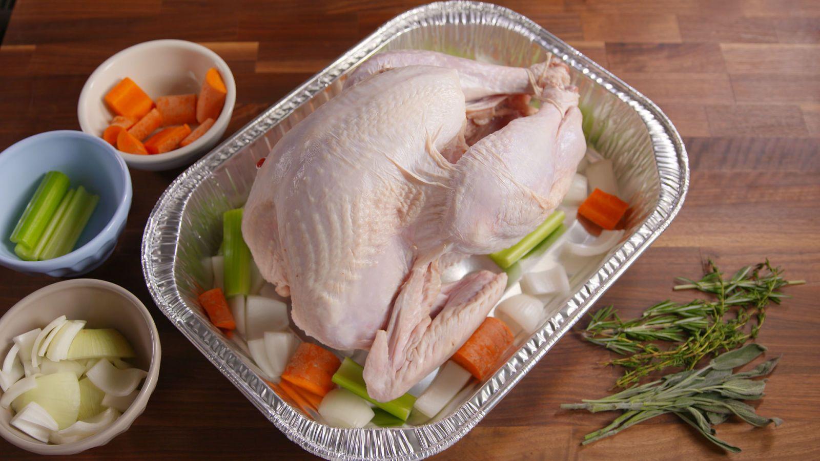 the turkey roasting hack everyone