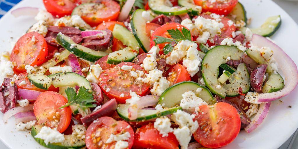 5+ Salad Ideas for Dinner