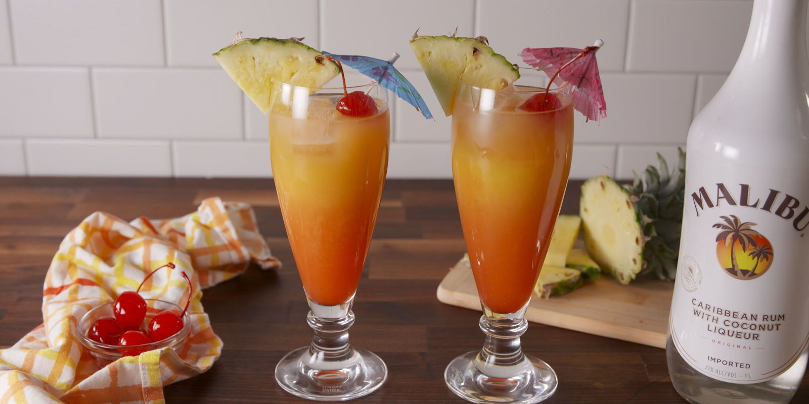 Best Bahama Mama Recipe How To Make Bahama Mamas