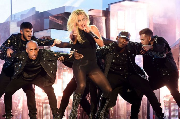 Lady Gaga at Coachella 2017