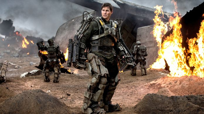 Image result for edge of tomorrow 2