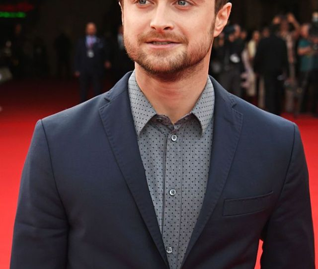 Daniel Radcliffe Drank Heavily To Cope With His Harry Potter Fame So He Could Forget He Was Being Watched