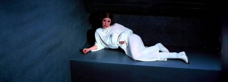 Image result for leia im here to rescue you