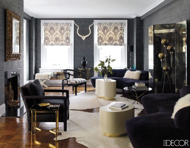 The Right Window Treatment Can Make A World Of Difference By Elle Decor Staff