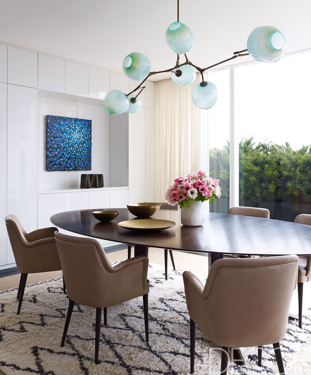 25 Modern Dining Room Decorating Ideas Contemporary Dining Room Furniture