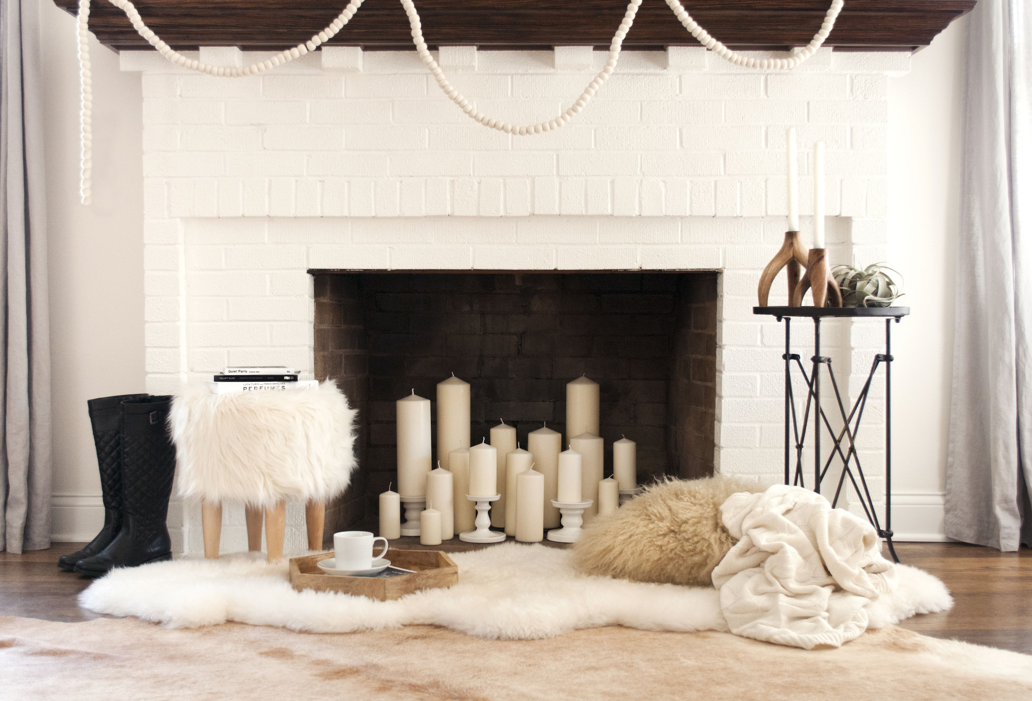 12 Decorating Ideas For Nonworking Fireplace Design Living Room Decor Ideas