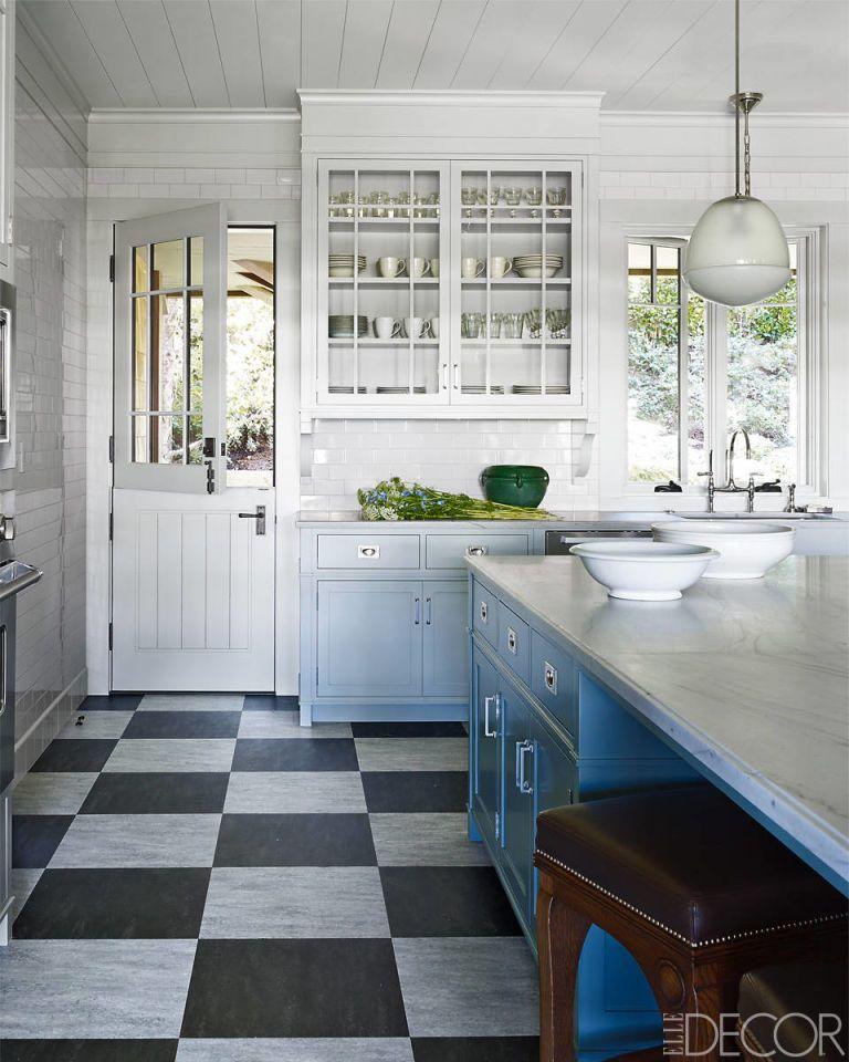 26 gorgeous black white kitchens